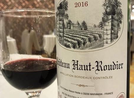 Chateau Haut-Roudier 2016, Bordeaux