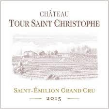 Chateau Tour St Christophe 2015