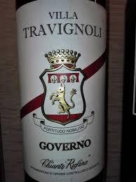 Villa Travignoli Chianti Rufina 2016 Governo, DOCG