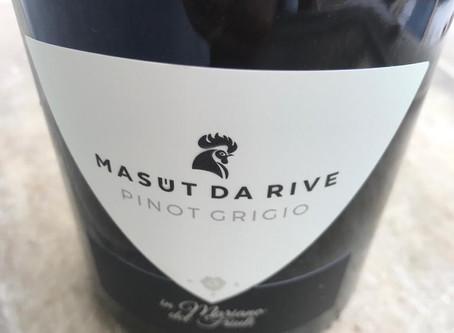 Masut da Rive Pinot Grigio 2016