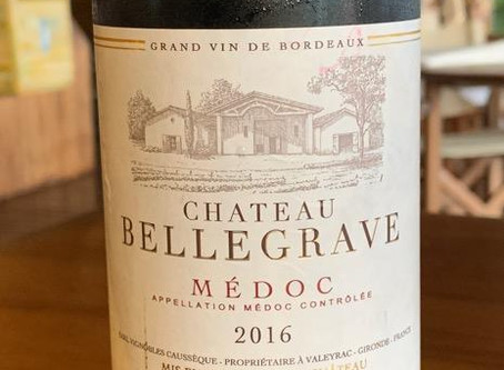 Chateau Bellegrave 2016, Medoc CB