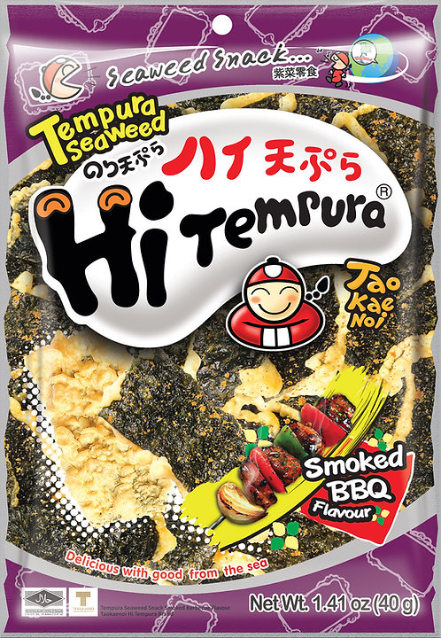 Tempura Seaweed BBQ1.41 oz (40g)