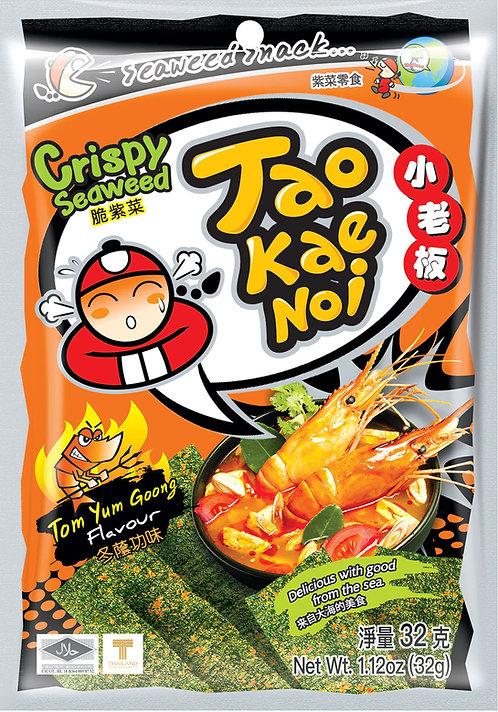 Crispy Seaweed Tom Yum Goong1.12 oz (32g)