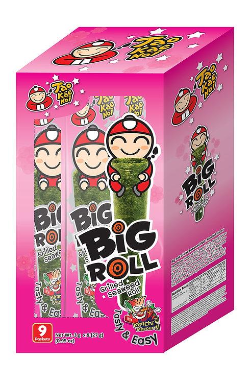 Big Roll Grilled SeaweedKim Chi0.95 oz (27g- 3g X 9pcs)