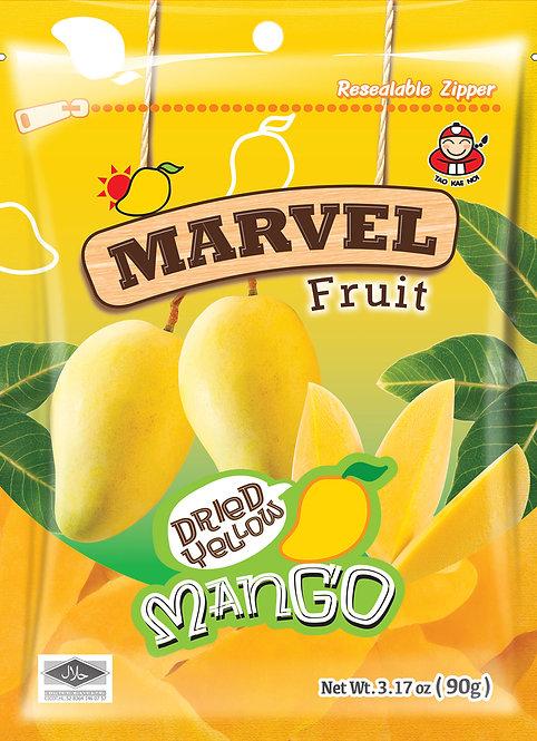Dried Yellow Mango3.17 oz (90g)