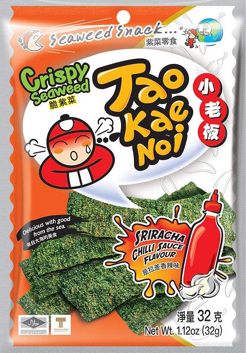 Crispy Seaweed Sriracha1.12 oz (32g)