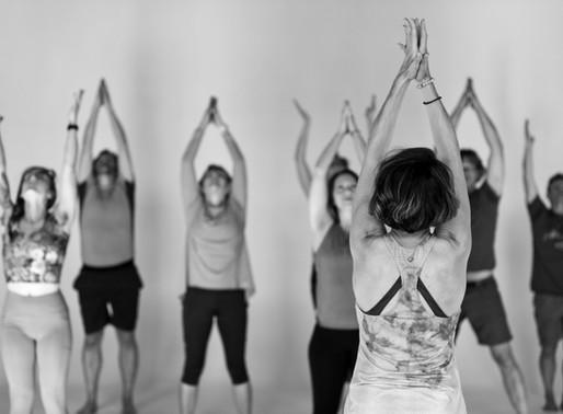 Welcome to Shanti Yoga Center