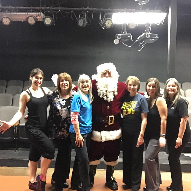 Ohlook Holiday Tap Show!
