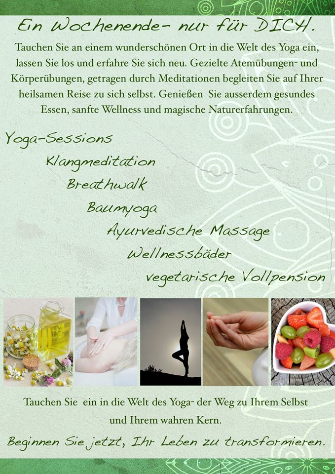 Kundalini Yoga- Mesitation-Massagen