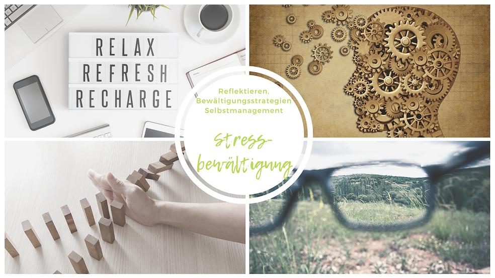 Stressbewältigung Resilienz