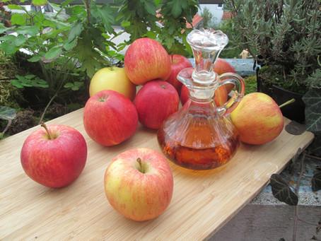 Immunstärkungs-Tee Apfelessig trifft Honig
