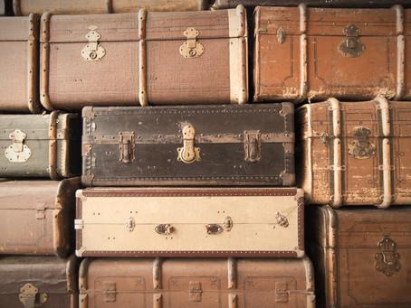 Wie packt man für 3 Monate?