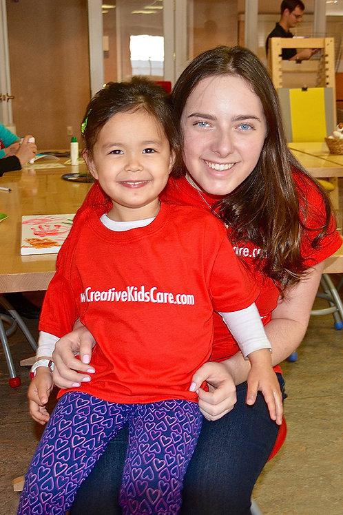 Creative Kids Care T-Shirt