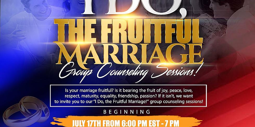 I Do, The Fruitful Marriage