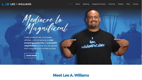 www.iamleeawilliams.com