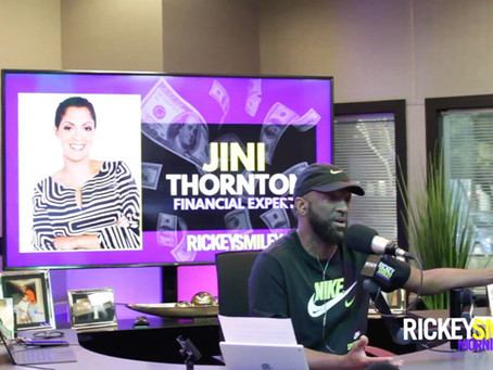 The #2 Reason Why People Get Divorced with Rickey Smiley Morning Show