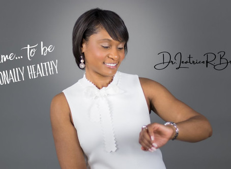 Radio Interview - It's Time to be... Emotionally Healthy