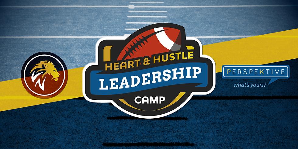 Heart & Hustle Leadership Camp 2021