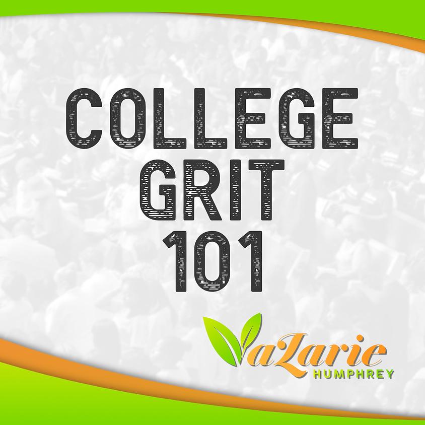 College Grit 101