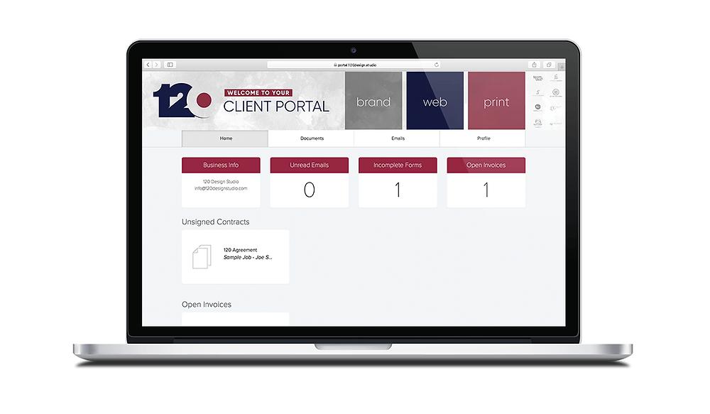 Client Portal Photo