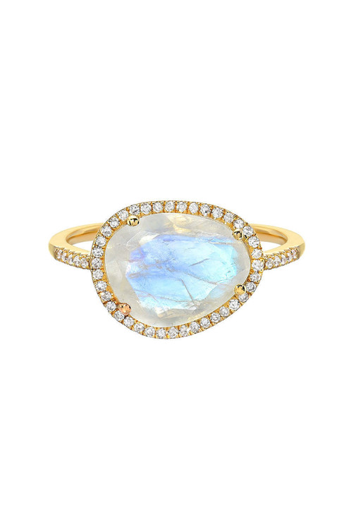 listing rainbow ring rings engagement nature moonstone il