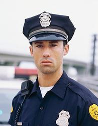 male cop