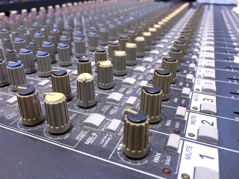 混音 Mixing