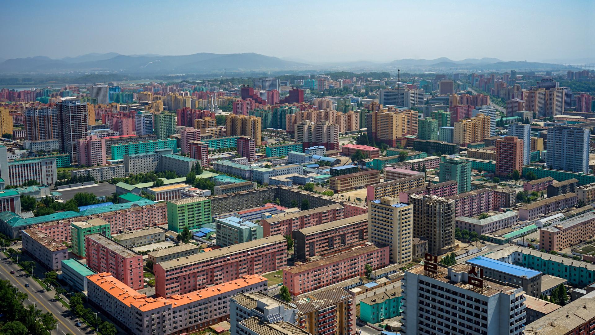 Skyline of NK