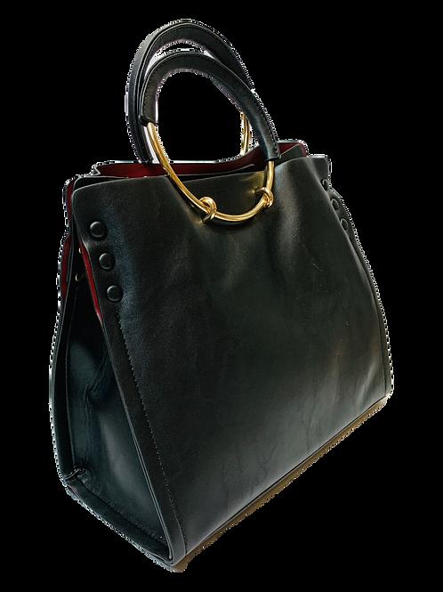 Tote Handbag, Black