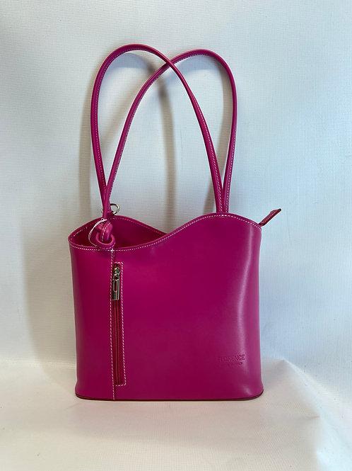 Smooth leather bag