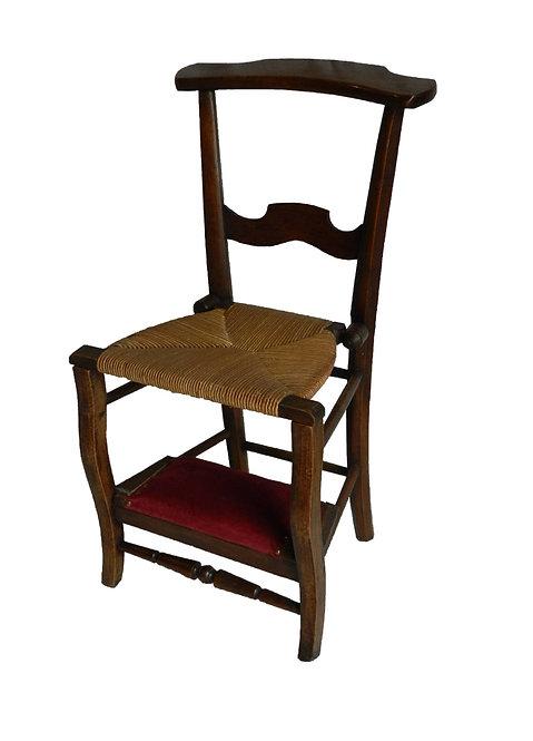 Prie Dieu Chair