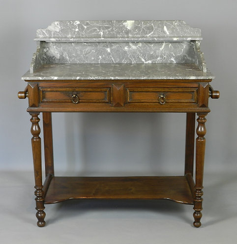 Classic French Washstand