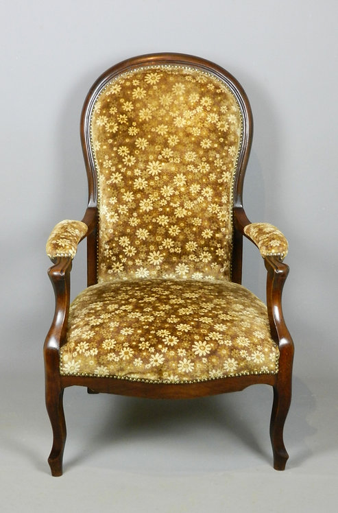 French Voltaire Armchair