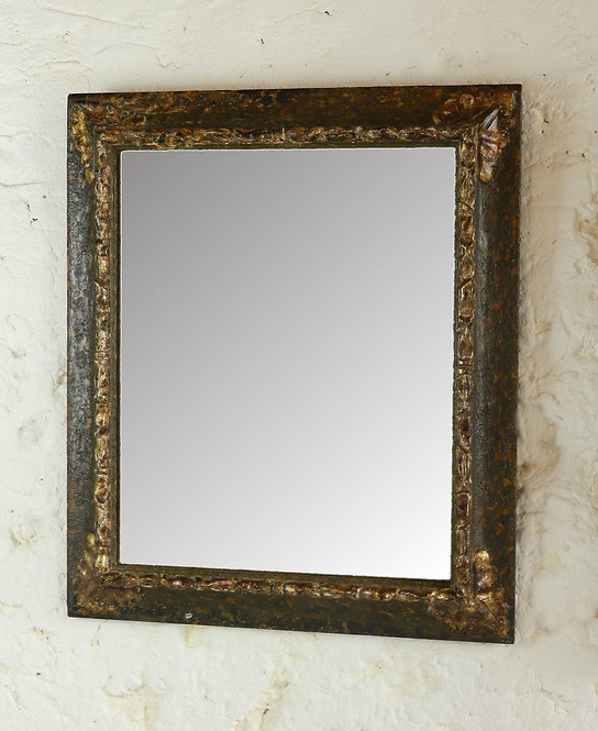 French Distressed Mirror