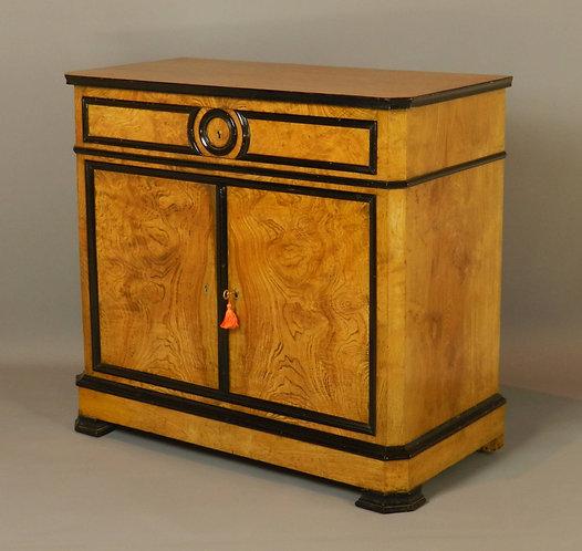 Biedermeier Sideboard Cabinet