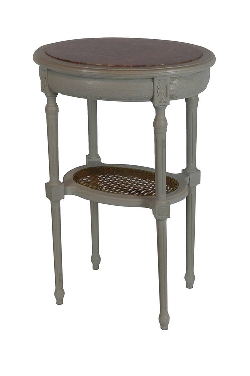 French Antique Louis XVI Revival Side Table