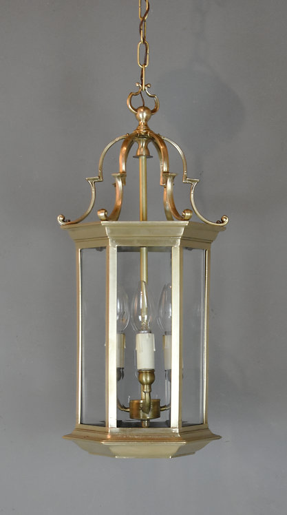 Antique French Hall Lantern