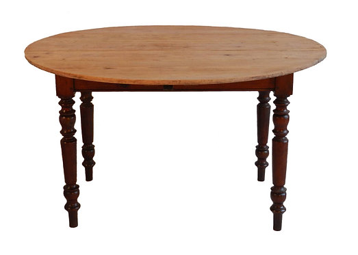 French Country Kitchen Table Louis Philippe Style