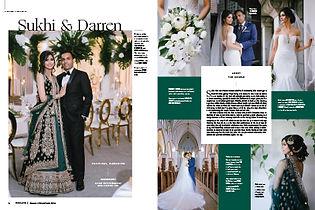 Sukhi and Darren Press