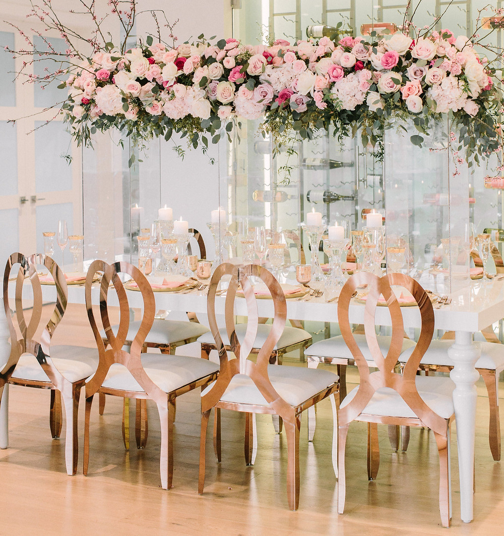 Infinity Chair Rentals in Vancouver