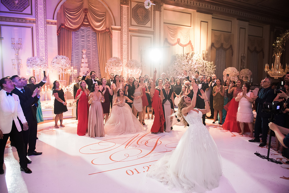 Fairmont Hotel Vancouver Luxury Wedding Rentals