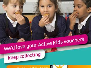 Active Kids Vouchers