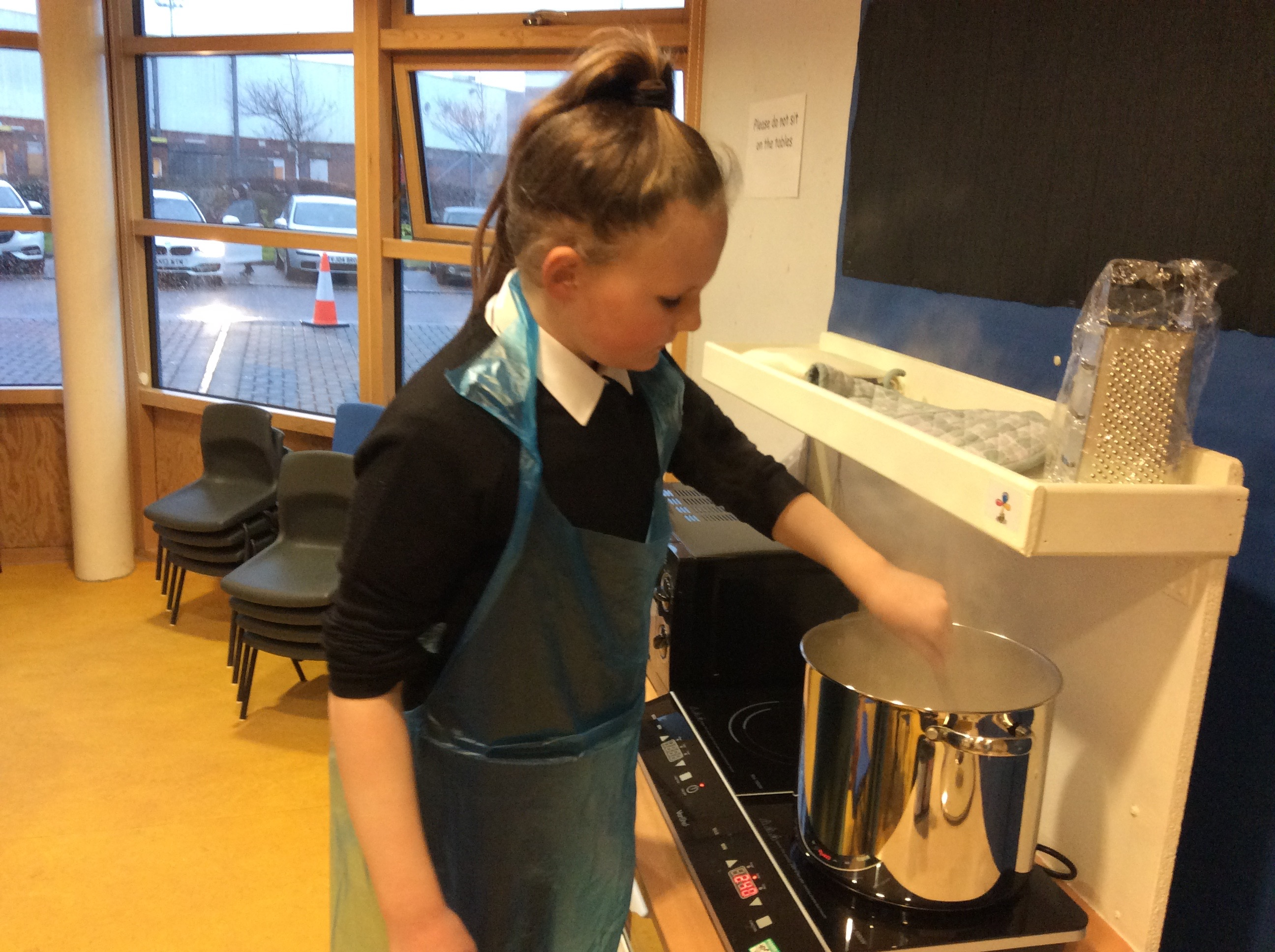 After School Clubs Mini Kitchen