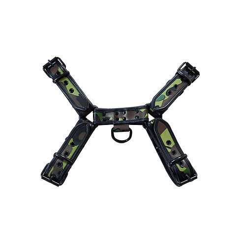 O.T H-Front Harness (RHF1075) (Camo)