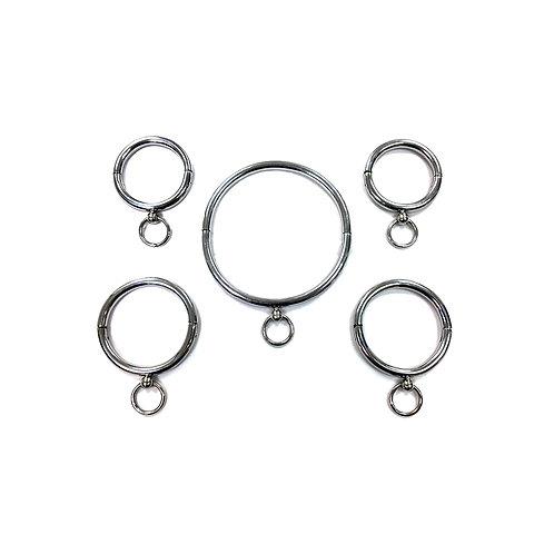 Steel 5 Ring Set (R5RS071)