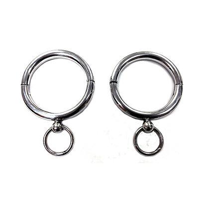 Steel Wrist Rings
