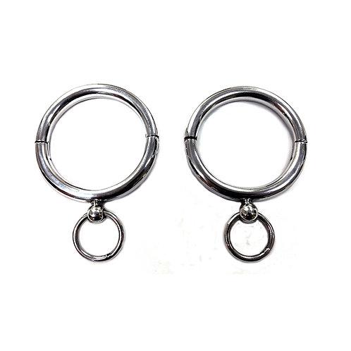 Steel Wrist Rings (RWR063)