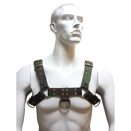 Army Camouflage Harness