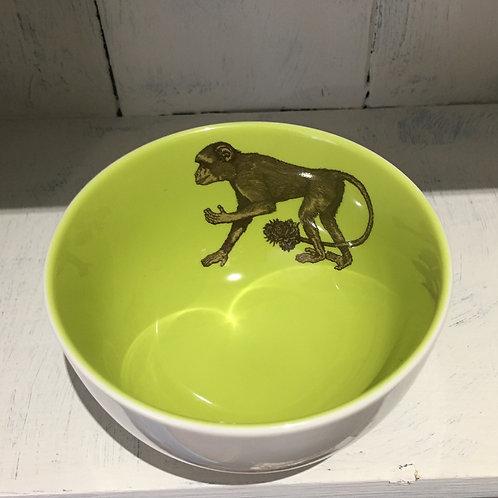 Avenida Nibble Dish - Monkey