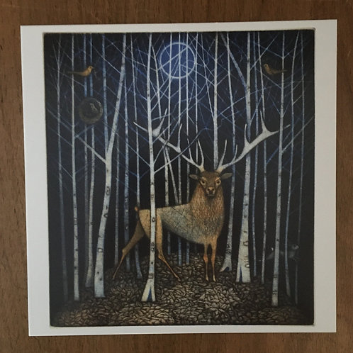 'Spirit of the Wood' by Roger Harris -  5 x cards